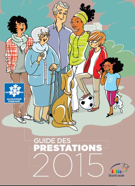 Guide prestations caf 2015