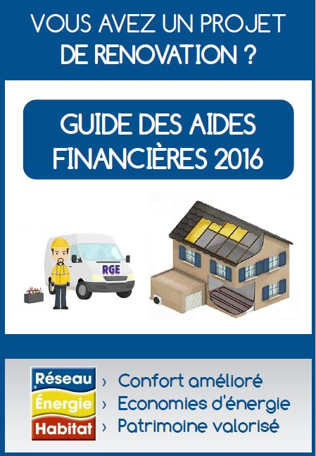 aides financieres renovation 2016
